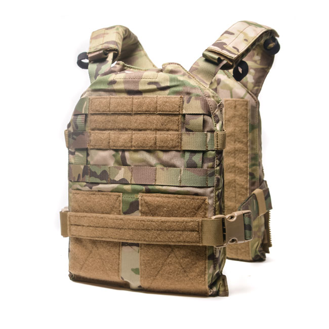 HRT RAC Plate Carrier Multicam