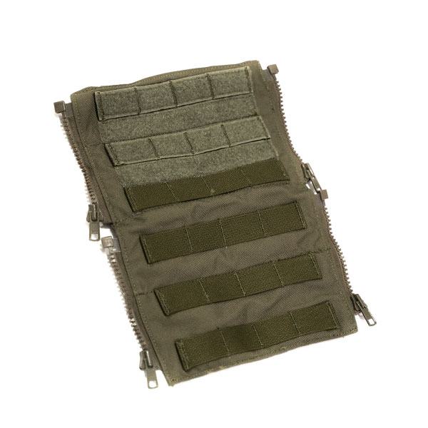 HRT Zip-On Molle Back Panel