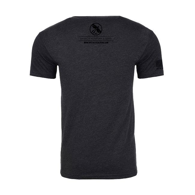 HRT Logo T-Shirt Charcoal