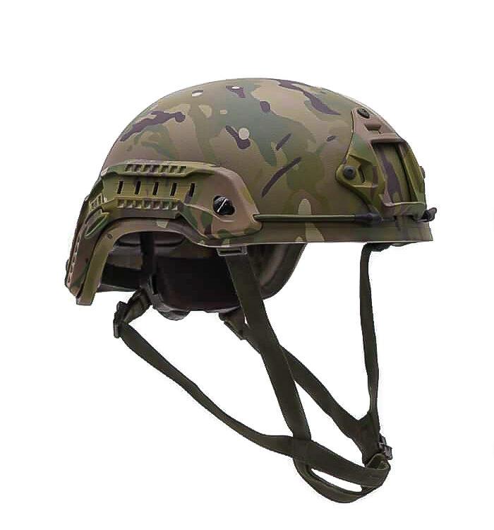 HRT High Cut Ballistic Helmet